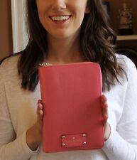 Kate Spade Wellesley Cabaret Pink Personal Organizer Agenda Planner NWT