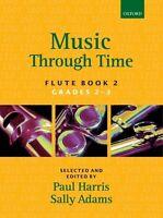 Music through Time Flute Book 2, Paperback; Harris, Paul; Adams, Sally.