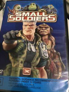 Small Soldiers DVD (PG, 2003) Frank Langella