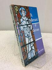 ST. BERNARD OF CLAIRVAUX By Leon Christiani - 1983 - Catholic saints