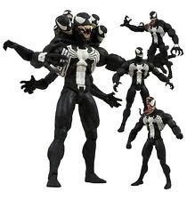 MARVEL SELECT VENOM SPIDERMAN DIORAMA 22 cm NEW! X-MEN UOMO RAGNO