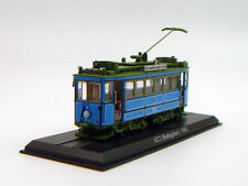 1/87 Atlas 1901 Rathgeber A2.2 OH Scale Tramways Model