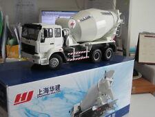 Sinotruk Huajian Concrete mixer truck 1/24 model