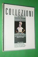 Revista Raro Collezioni Donna N.5 Spring/Summer 1988 Moda By Trend