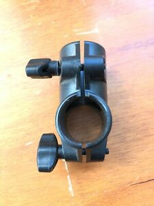 """Yamaha 1 1//2/"""" Drum Rack T-Joint Clamp Bracket Mount Holds 7//8/"""" Cymbal /& Tom Arms"""