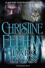 Dark: Dark Lycan 23 by Christine Feehan (2013, Hardcover First Edition)