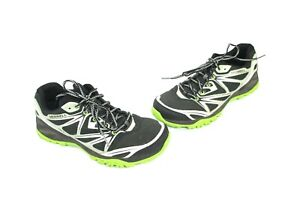 Merrell Men's Capra Bolt Hiking Shoes Black/Silver Size 9
