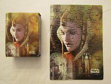 Star Wars Episode 1 Mini Puzzle Queen Padme Amidala (Hasbro)
