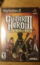 PS2 Playstation 2 Guitar Hero 3