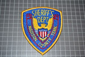 Madison County Tennessee Sheriff's Patch (US-Pol)