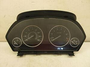 13-18 BMW 3 Series 320i MPH Speedometer Speedo Head Cluster AT 56k Miles OEM LKQ