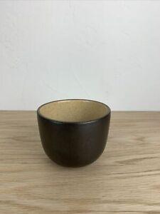 Vintage Heath Ceramics  Sugar Bowl No Lid Cracked As Is