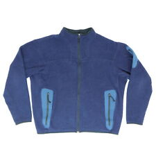 "Arc'Teryx Men Large 50"" Full Zip Jacket PolarTec Polyester Fleece Canada FLAW"