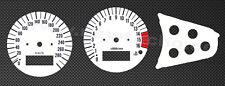 Kawasaki ZX 6 R ZX 6R ZX6R 98-99 Tachoscheiben Tacho gauge dial plates