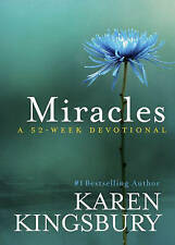 Miracles: A 52-Week Devotional-ExLibrary