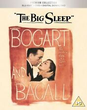 BLU-RAY  THE BIG SLEEP    PREMIUM EXCLUSIVE EDITION NEW SEALED UK STOCK