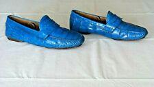 RARE! $3500+ RALPH LAUREN Crocodile Alligator Loafers Slipper Boot Shoe Polo 9.5