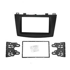 Radio Fascia for Mazda 3 Axela 2 Din Stereo Panel Dash Mount Trim Kit Frame