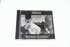 """BLEACH SESSIONS"" NIRVANA CD A10562"