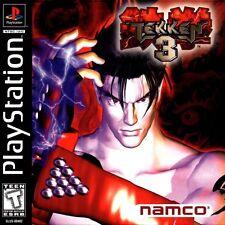 Tekken 3 - PS1 PS2 Playstation Game
