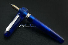 Taccia Spectrum Ocean Blue Fountain Pen - Fine Nib
