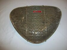 """Edelbrock 1002 Pro-Flo Triangle Air Cleaner w/damaged Element 5-1/8"""" Air Horn"""