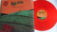 LP DEAF PROOF Death Sounds Angry RED VINYL Krauted Mind Rec. KMR 018/1 - SEALED