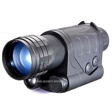 Master Night Vision Goggles Monocular IR Security Camera Home System Gen Trail