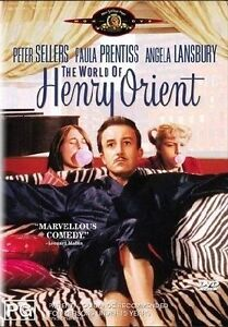 The World of Henry Orient (DVD) Peter Sellers, Angela Lansbury