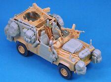 Legend 1/35 Land Rover Wolf WMIK Stowage Accessories Set (for Hobby Boss) LF1226