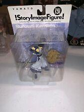Sculpted Story Series 3 Image Figure Yamato Rurouni Kenshin Myoujin Yahiko RARE!