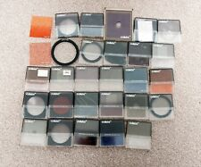 Vintage JOB LOT of Various COKIN filters for Cokin filter system