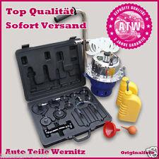 Profi Druckluft Bremsenentlüftungsgerät automatisch Pneumatisch Werkzeug*