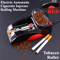 Electric Cigarette Rolling Machine Tobacco Automatic Injector Maker Machine US