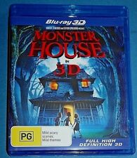 MONSTER HOUSE 3D BLU-RAY