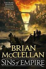 Sins of Empire by Brian McClellan (Paperback, 2017)