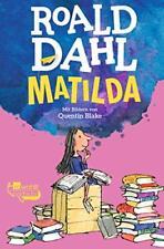 Matilda by Roald Dahl 9783499217890 (paperback 2017)