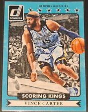 Vince Carter 2014-15 Panini Donruss SCORING KINGS Insert Card (no.21)