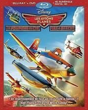 Planes Fire & Rescue (version française) [Blu-ray] (Bilingual), New DVD, ,