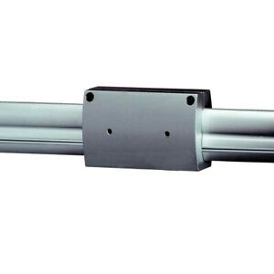 SLV Längsverbinder für Easytec II Silbergrau 184032
