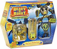 Ready2Robot Tag Team Battle Pack Series 1 Mongo & Mystery Bot Free UK Postage!