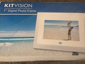 Kitvision 7 Inch Photo Frame