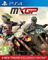 MXGP The Official Motocross Videogame PS4 Game Brand NEW & SEALED PAL UK