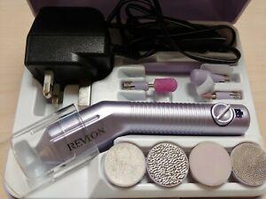 Revlon Nail Care System Set Manicure Pedicure C68