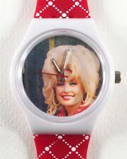 Dolly Parton Vinyl - 80s Design Retro Watch