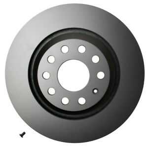 Disc Brake Rotor-Pagid Rear WD Express 405 54086 345