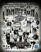 "Los Angeles Kings 2014 Stanley Cup Champions Team Photo (Size: 8"" x 10"")"
