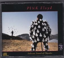 Pink Floyd - Delicate Sound Of Thunder - CD (2xCD Box CBS 4631612 1988 Aus.)