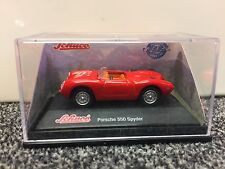 Porsche 550 Spyder Rot  1:72 Schuco Junior Metal