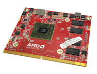 AMD RADEON HD 6450M EXIGE2 1GB DDR3 MXM LAPTOP GRAPHICS VIDEO CARD 650680-001 US